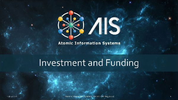 AIS - Funding and Investment